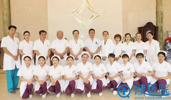 北京玲珑梵宫整形医生团队