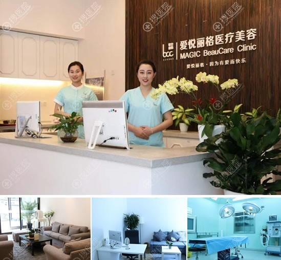 北京爱悦丽格医院环境怎么样