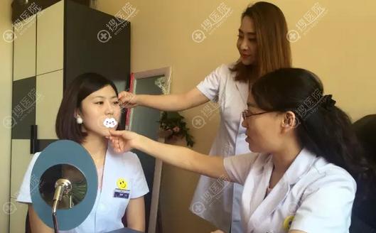 呼和浩特五洲整形美容医院王焕主任术前面诊