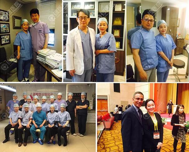 新疆乌鲁木齐医瑞整形张瑞红院长参加活动