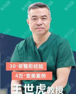 广州军美整形院长王世虎教授