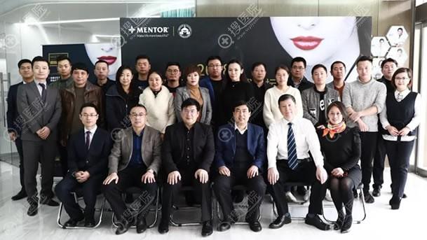 2018强生傲诺拉手术技术论坛嘉宾合影