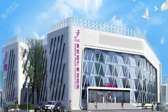 北京美莱整形医院环境
