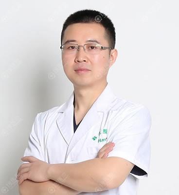 北京韩啸整形眼修复医生白永辉