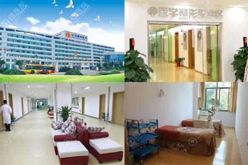 中信惠州医院整形美容科环境图