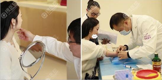 去南京美莱找夏建军做术前面诊体检