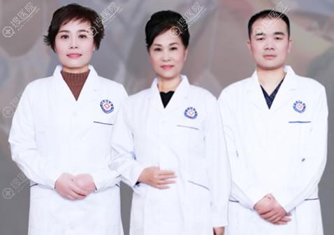 许昌丽娜割双眼皮医生名单