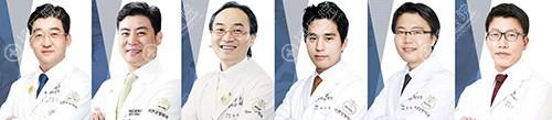 韩国丽珍医生团队