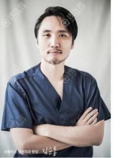 今天为大家介绍韩国soonplus有名的双眼皮修复医生金顺东附案例