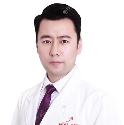 北京美莱技术主任隆鼻大师王旭东
