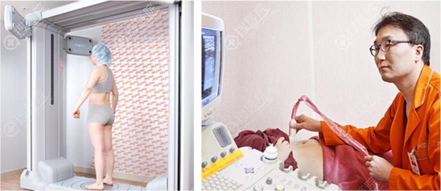 韩国365mc吸脂术前检查中心
