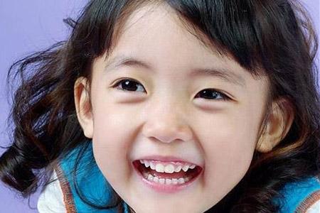 小时候的乳牙
