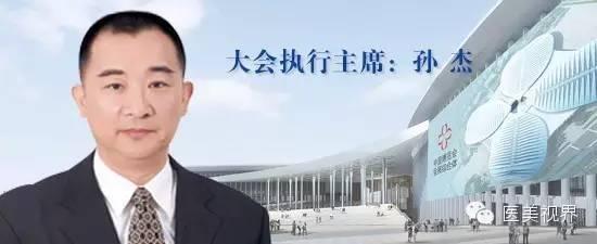 大会执行主席:孙杰