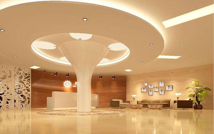 广州紫馨整形美容大厅