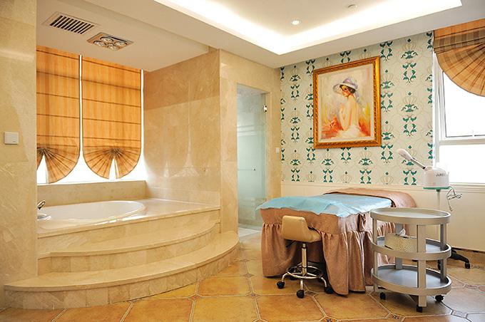 杭州格莱美医疗美容医院美容室