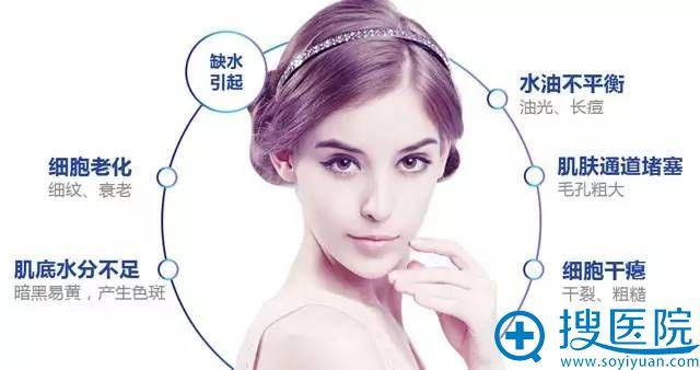 郑州华山医院水光童颜针优势特点