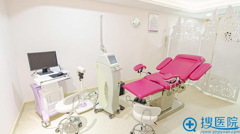 杭州美莱医疗美容医院治疗室