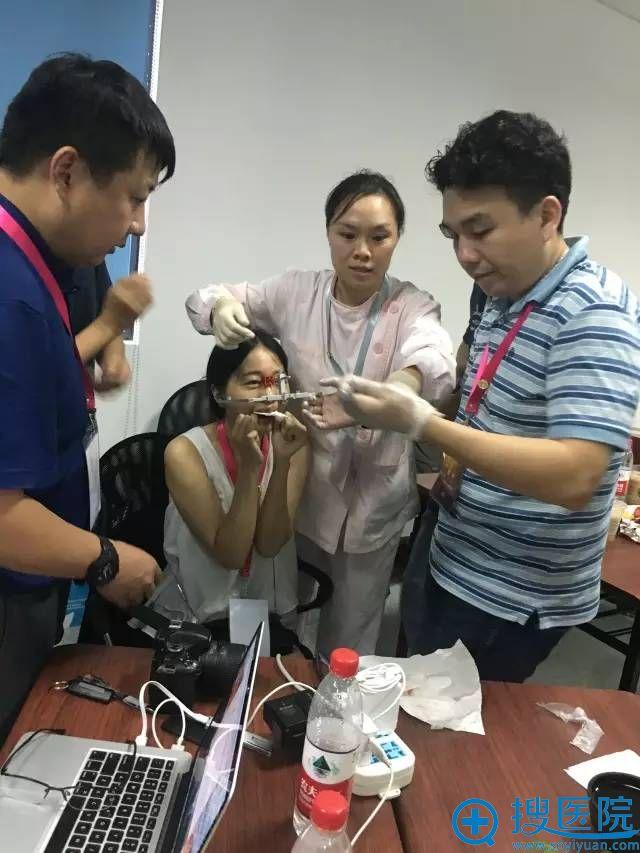 上海届正颌外科精品学习班现场真人讲解