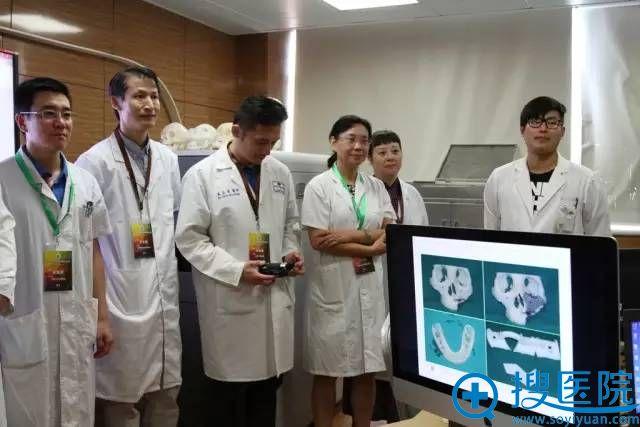上海届正颌外科精品学习班带班现场
