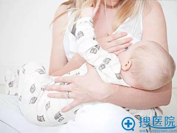 自体脂肪隆胸后影响喂奶吗?