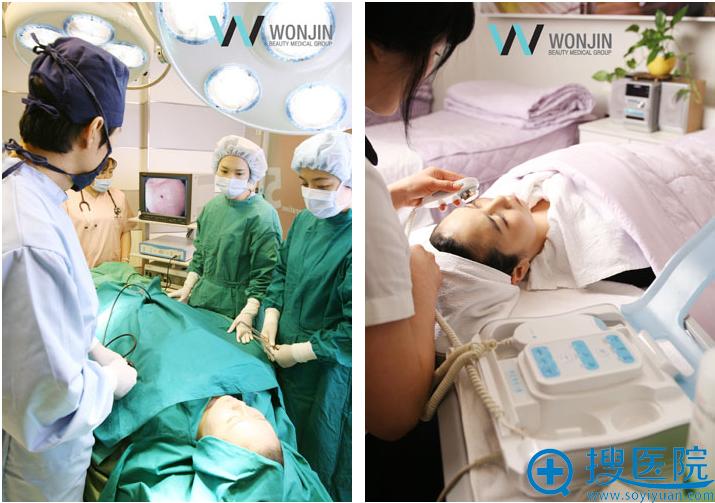 韩国原辰医疗设备