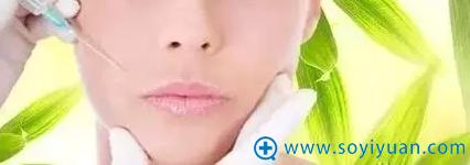 注射瘦脸除皱,防止皱纹再生