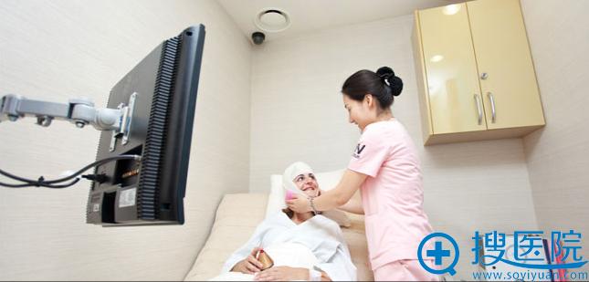 韩国原辰整形外科医院恢复室