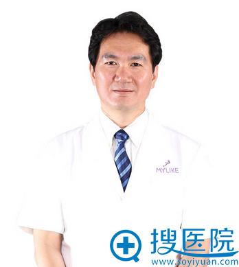 白承燦教授  上海美莱美胸技术指导顾问