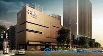 深圳阳光整形美容医院外景图展示