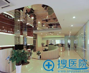 东莞知美整形医院大厅图