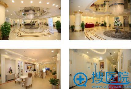 上海仁爱医院环境图