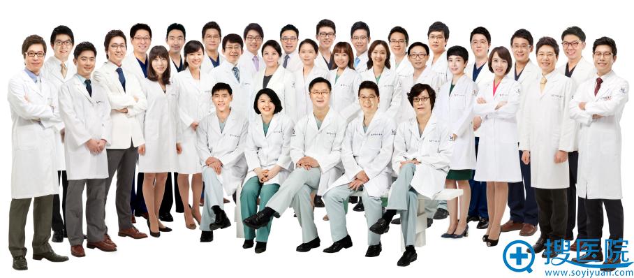 韩国ID整形医院口腔鄂脸骨外科医生团