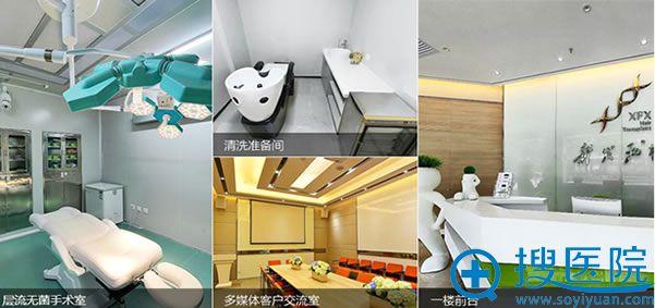 广州新发现植发医院环境图展示