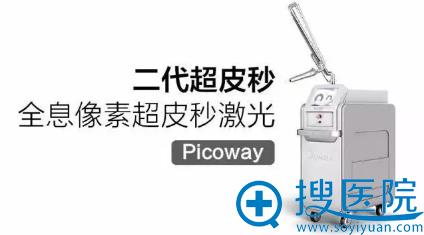 Picoway超皮秒设备外观