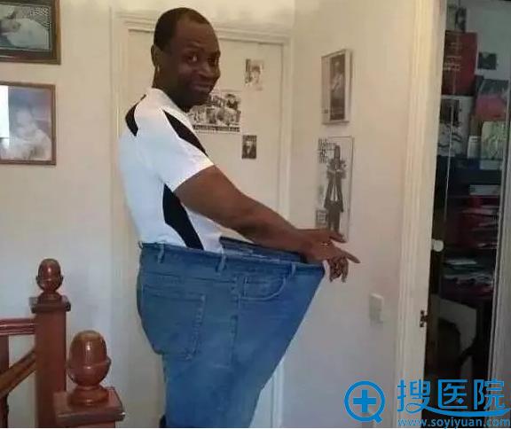 Leroy Wilson减肥后的样子