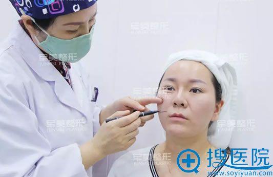 重庆军美胡金香线雕手术方案设计