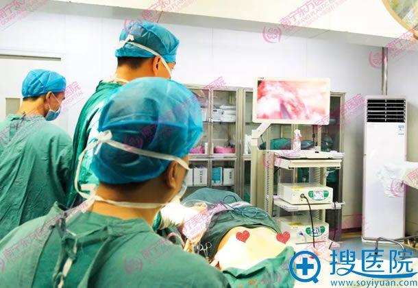 南宁东方隆胸失败修复手术过程