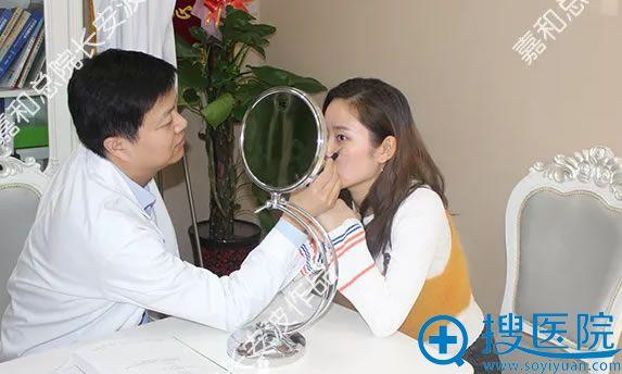 北京嘉和百旺安波线雕手术咨询