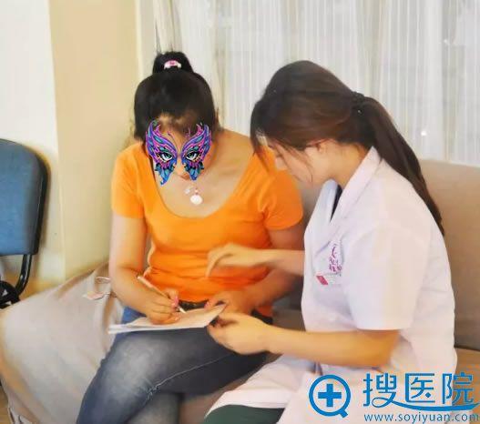 咨询大连瑞丽做隆胸手术效果