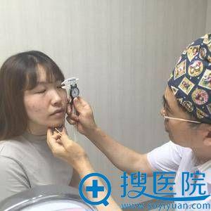 北京精艺吉美谢双灵设计双眼皮方案