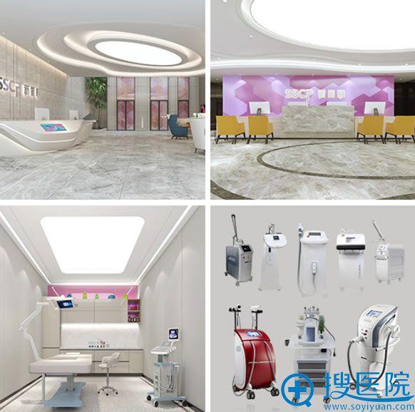 北京新星靓整形医院环境怎么样