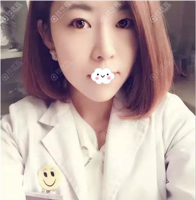 王焕玻尿酸隆鼻隆下巴术后效果