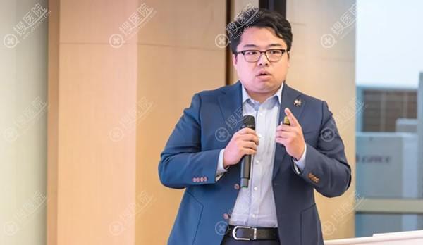 佛山禅城中心医院激光科刘凤岩主任授课