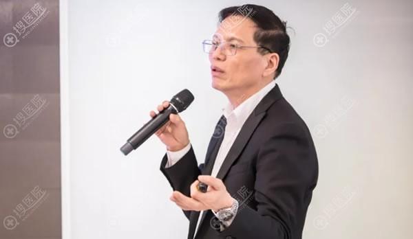 北京苏明山医疗美容苏明山院长授课