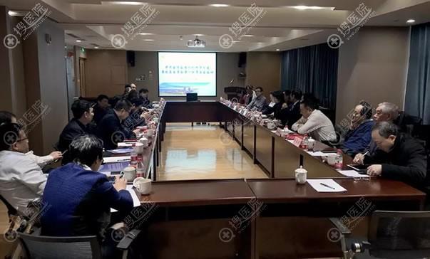 第九届委员会次常委会讨论现场