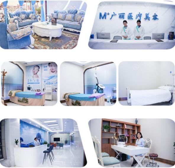 南宁广丽医院环境图