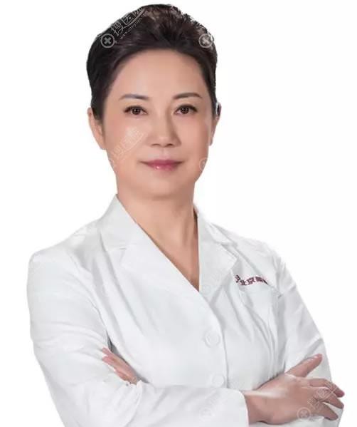 北京美莱注射美容医生陈媛院长