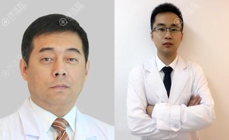 北京世熙医生丁砚江和宋玉龙