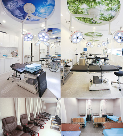 韩国欧佩拉整形医院手术室环境