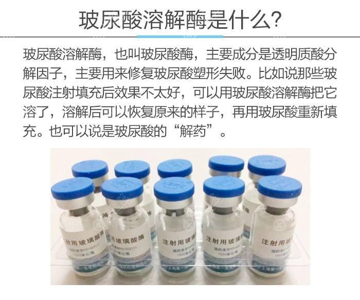 什么是玻尿酸溶解酶?
